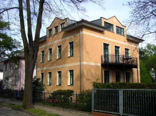 Apartment Berlin Villa-Seepark House